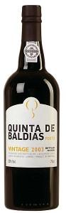 2003 Quinta de Baldias Vintage Port